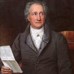 Johann Wolfgang von Goethe 250x250 - Zwei Dinge sollten Kinder von ihren Eltern bekommen