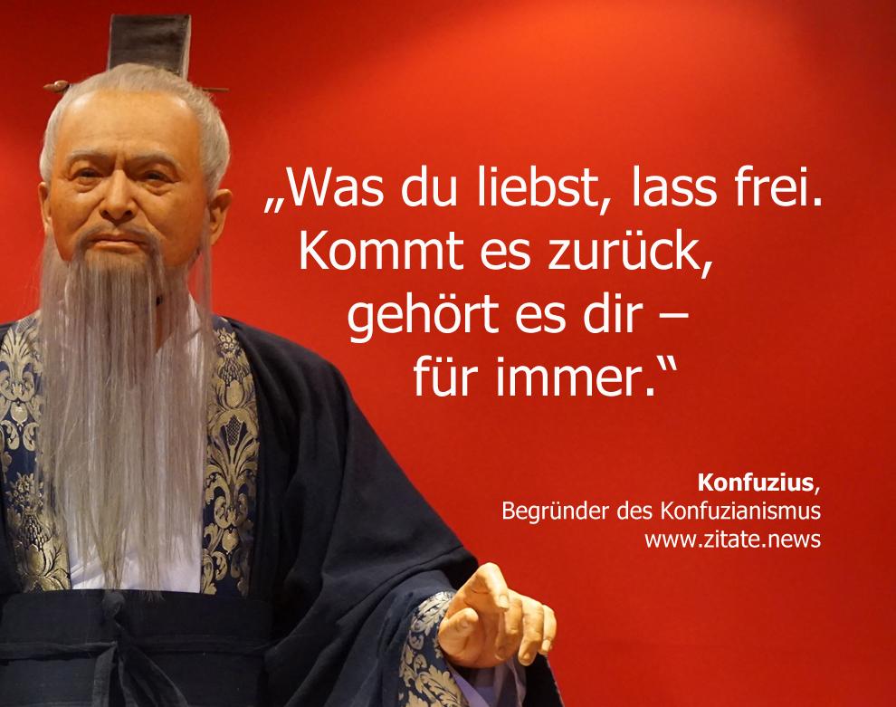Konfuzius Sprüche Zitatenews