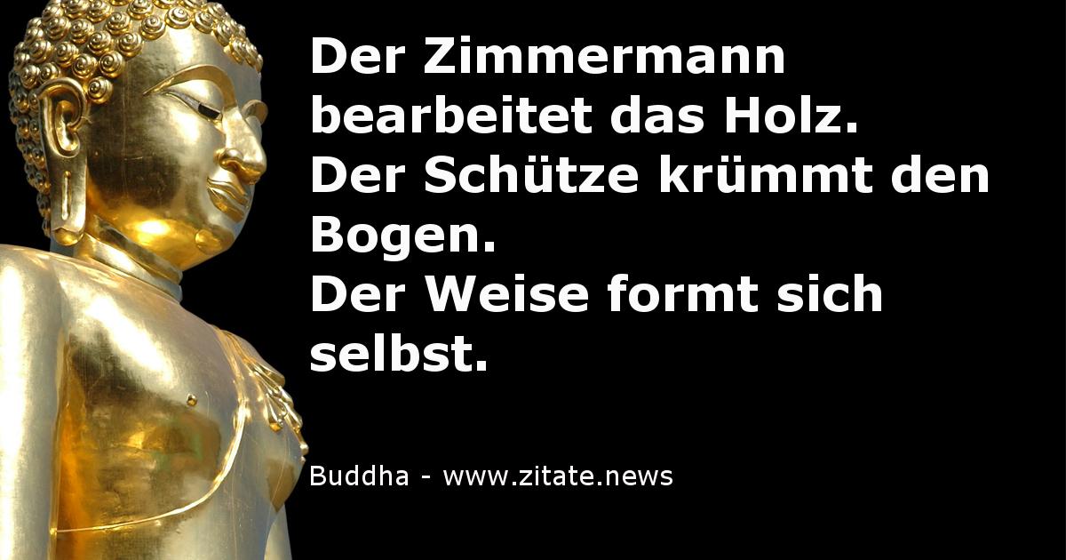 Buddha Zitate & Sprüche
