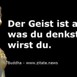Geist Buddha