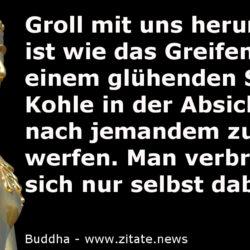 Groll Buddha