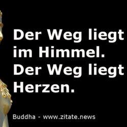 Himmel Buddha