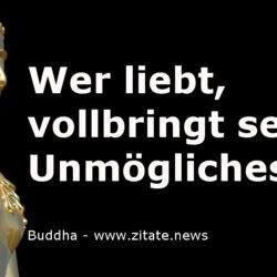 Liebe Buddha