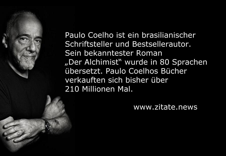 paulo coelho sprüche Paulo Coelho: Bücher, Hörbücher, Bibliografie auf Zitate.News paulo coelho sprüche