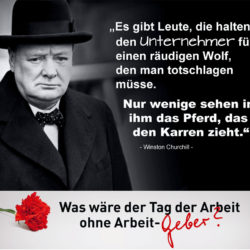 Winston Churchill Zitate
