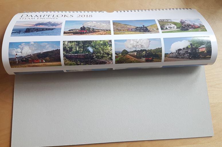 Kalender Rückseite - Albert Einstein Kalender