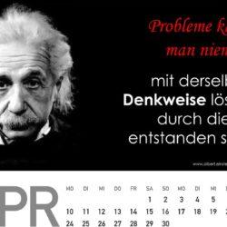 geschenkideen zum 50 geburtstag 250x250 - Kalender 2018 mit Zitate von Albert Einstein