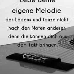Sprüche zur Musik