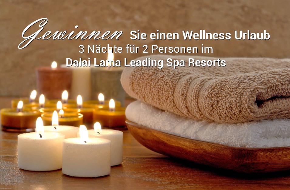 Dalai Lama Gewinnspiel Wellness Urlaub Yoga Zitate News