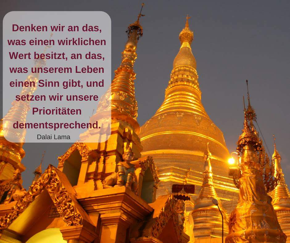 Dalai Lama Zitate auf Facebook